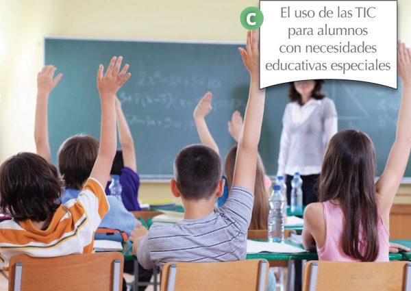 El uso de las TIC para alumnos con necesidades educativas especiales