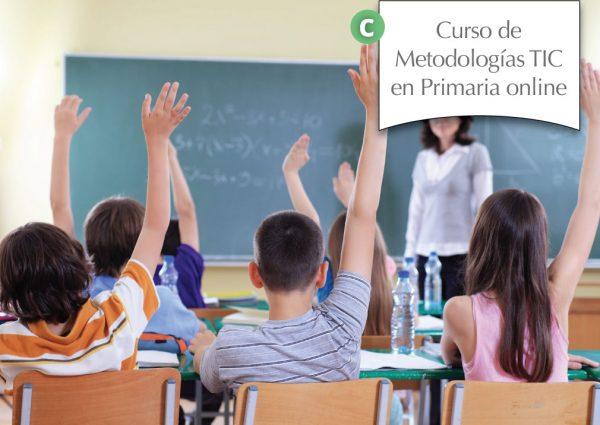 Curso de Metodologías TIC en Primaria online