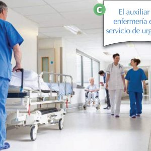 El auxiliar de enfermería en el servicio de urgencias