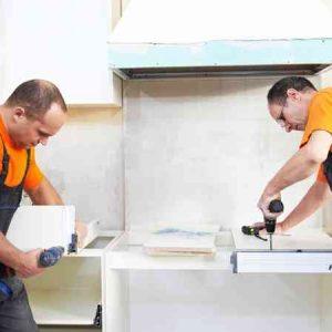 Montaje e instalación de puertas y ventanas