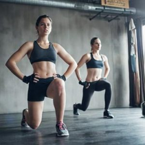 Monitor de Musculación y fitness con prácticas