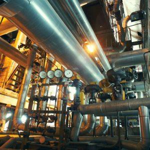 Diseño de Tubería industrial
