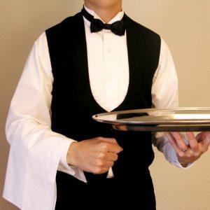 Camarero de sala