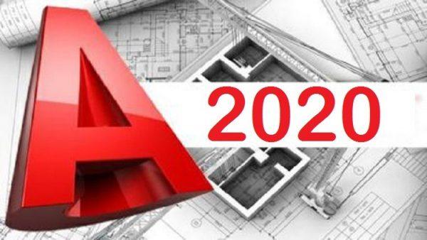 AutoCAD 2020 2D