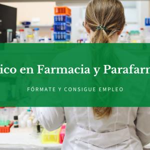 Técnico Auxiliar Farmacia y parafarmacia